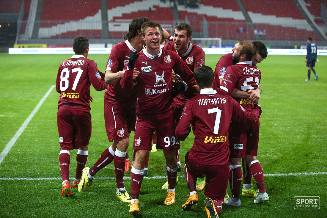 Стань нашим студентом и получи билет на матч ФК Рубин-ФК Динамо