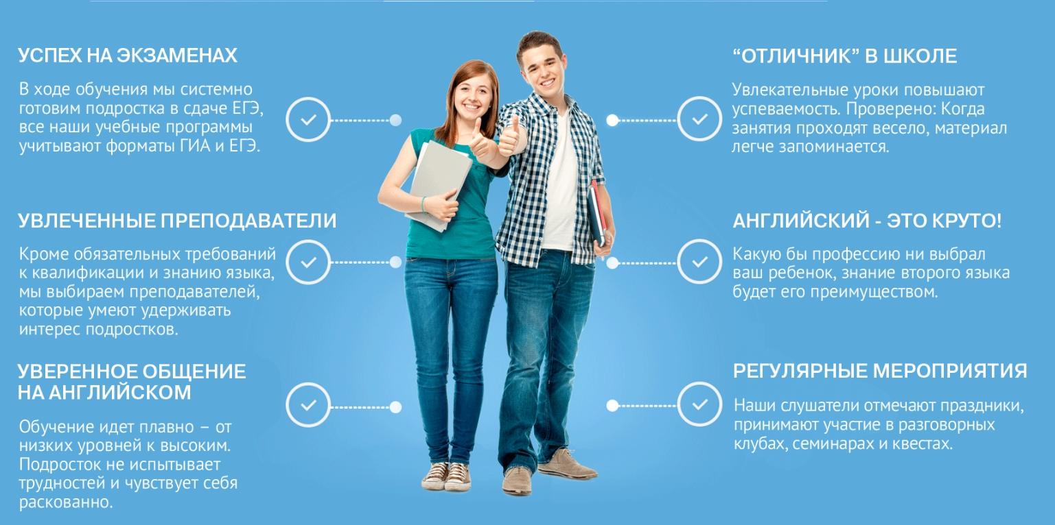 английский для детей программа обучения онлайн