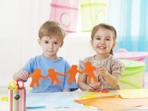 Занятия английским для детей