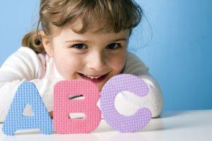 Обучение английскому для маленьких детей